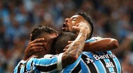Gremio recebe o Vitória na Arena. EFE/Archivo