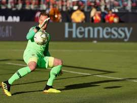 Ter Stegen is among the best goalkeepers on the planet. EFE