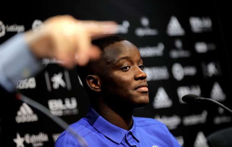 Diakhaby confía en ganar en Francia. EFE