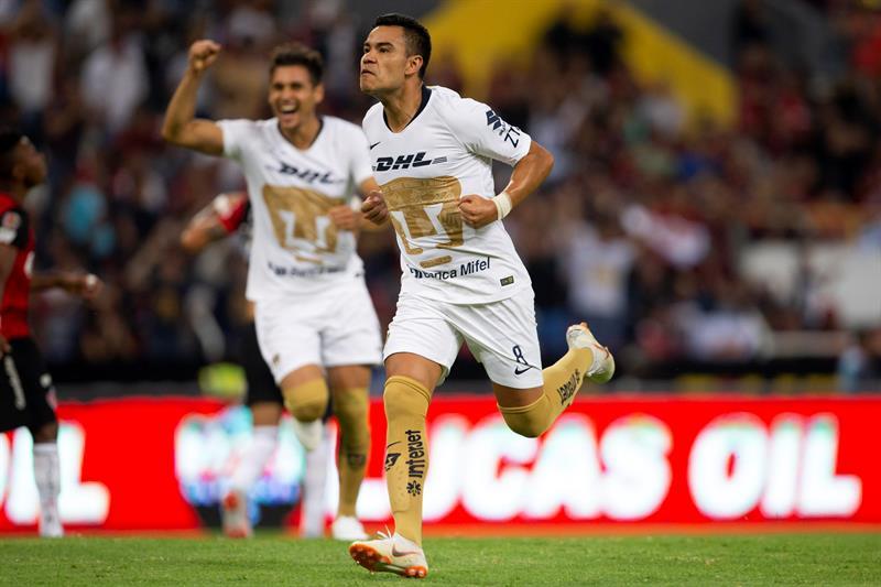 COPA MX: Necaxa le remonta a Pumas y gana 1-3