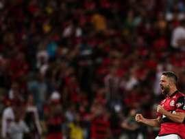 Diego anotó el gol del triunfo. EFE/Archivo