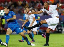 Sevilla have confirmed that N'Zonzi is hoping to leave the club. EFE