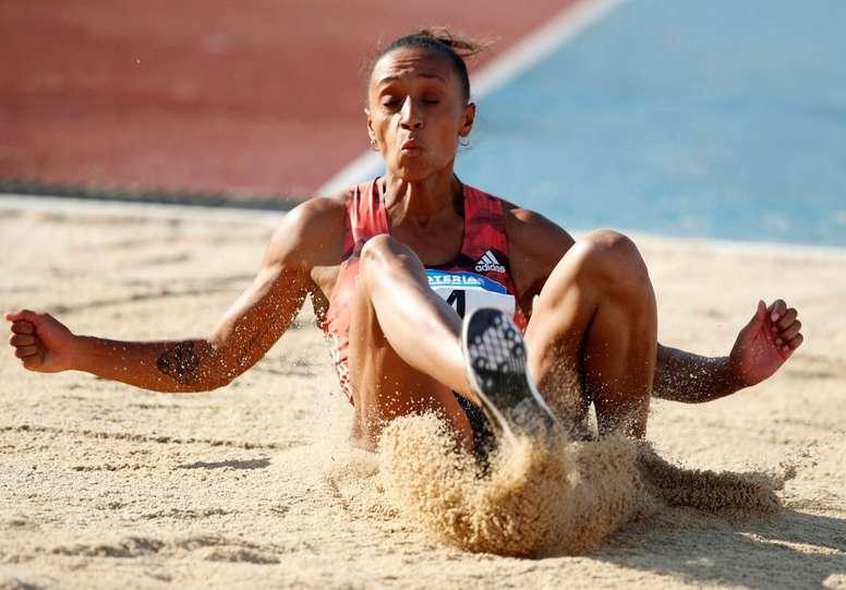 La atleta Ana Peleteiro. EFE/Archivo