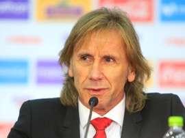 L'Argentin voudra aller jusqu'au Mondial au Qatar. EFE