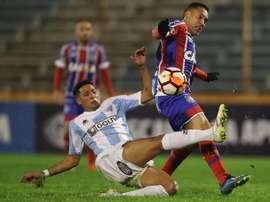 Bahía resistió y ya espera rival: Nacional o Botafogo. EFE