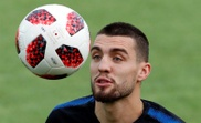 Mateo Kovacic moved to the Premier League with Chelsea in August. EFE/Archivo