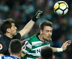El Sporting de Portugal ganó 2-1. EFE/Archivo