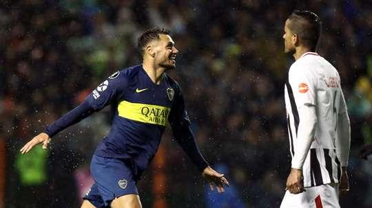 Zárate a des amis en commun avec Leo Messi. EFE