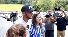 Theo ya está con su nuevo equipo. EFE
