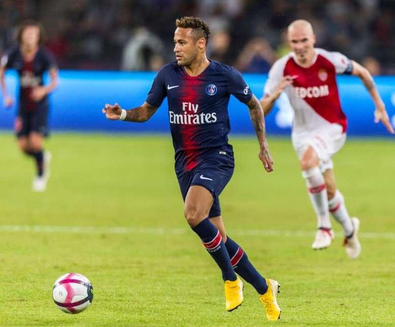 Les compos probables du match de Ligue 1 entre Monaco et le PSG. EFE