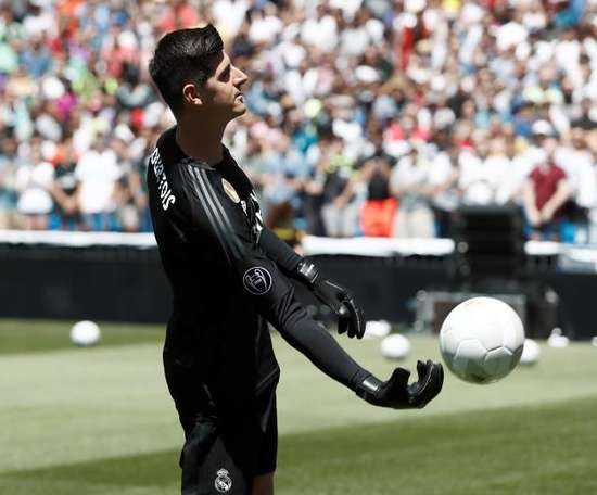 Keylor Navas will get his chance. EFE