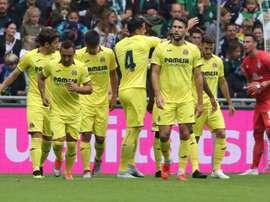 El Villarreal intentará dejar cerrada su plantilla esta semana. EFE/Archivo
