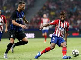 Atletico and Inter Milan feature in our list of kick off times and TV channels showing the ICC. EFE