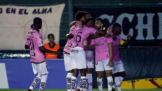 Independiente del Valle cae ante un Segunda. EFE