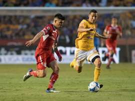 Tigres afronta un partido vital para su permanencia en la Copa México. EFE