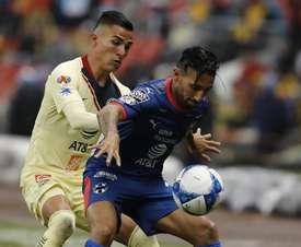América venció a Monterrey y se acerca al liderato. EFE