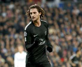 Rabiot is not short of admirers. EFE