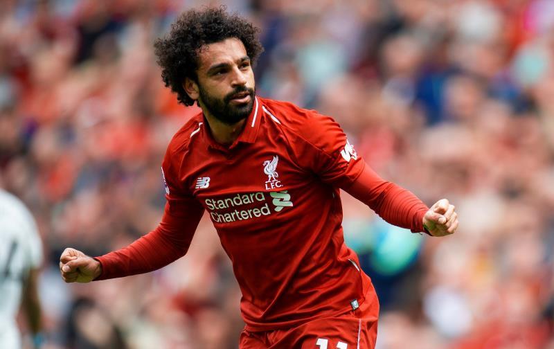 El Liverpool denuncia con la policía a su jugador Mohamed Salah