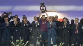 La nueva Supercopa, una 'Final Four' fuera de España y en enero. EFE