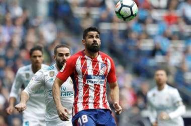 Diego Costa et son but entrent dans l'histoire du football européen par la grande porte. EFE