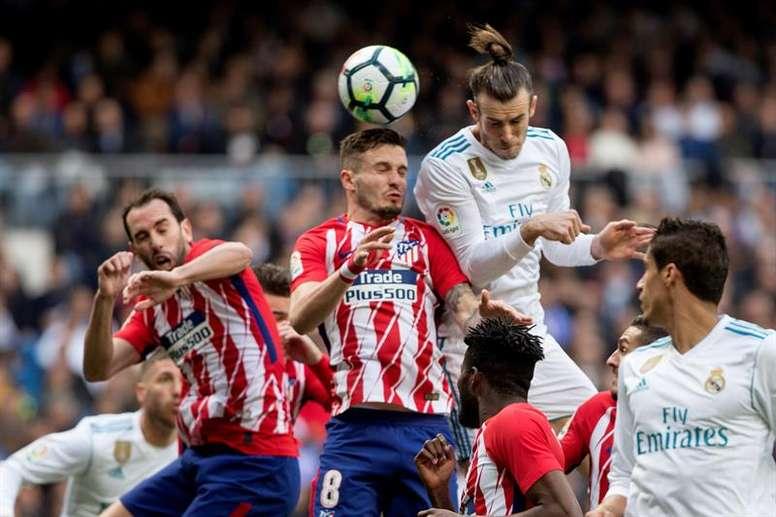 Pin El estadio Lillekula acogerá el duelo entre Atlético y Real Madrid.  EFE Archivo 55e1f7f316840
