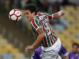 Fluminense ganó 2-0 en el partido de ida. EFE