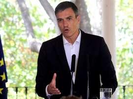 El presidente del Gobierno se reunió con el primer ministro portugués. EFE