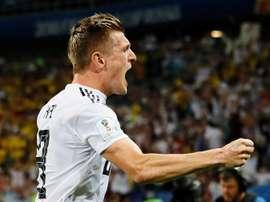 Los germanos volverán a jugar ante su gente tras el ridículo en el Mundial. EFE