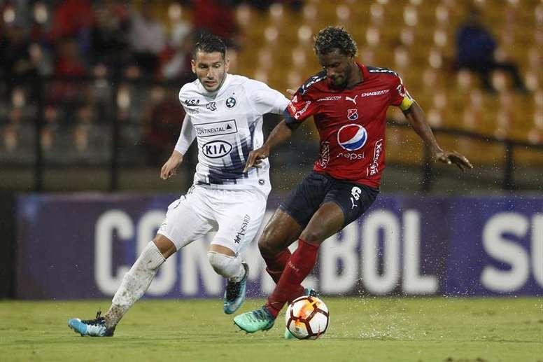 Didier Moreno veut quitter la Colombie. EFE