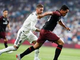 Carlos Bacca retournera à Villarreal. EFE