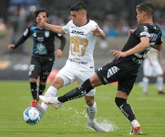 Pumas buscará agrandar la herida de Monterrey. EFE/Archivo