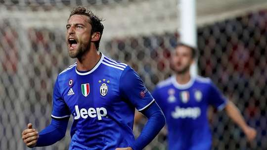 Marchisio has been linked with a bosman move to Manchester City. EFE