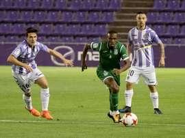 Koné intéresse plusieurs équipes de Liga. EFE