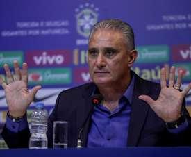 Novo ciclo na seleção brasileira. EFE
