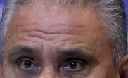Treinador da seleção brasileira Tite. EFE
