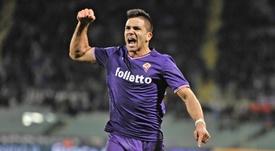 La pasión por el fútbol llegó a Giovani gracias al Cholo. EFE