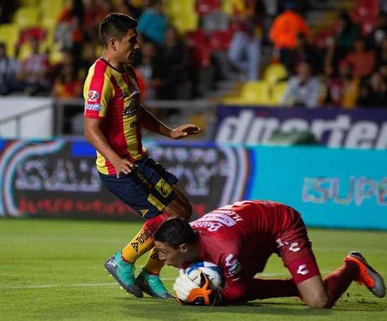 González tiene contrato con Monterrey hasta 2020. EFE