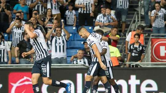 Monterrey confirmó su pase a las semifinales de la Copa. EFE