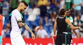 Inter começou campeonato a perder. EFE/EPA