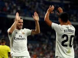 O Real bateu o Girona por 3-1. EFE