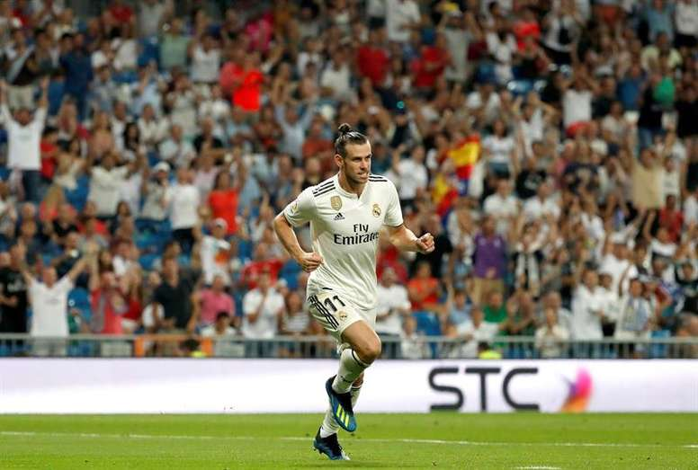 Bale aporta tanto como CR7. EFE