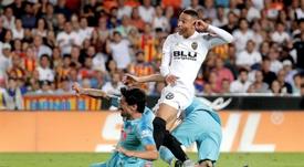 Rodrigo will stay at Valencia. EFE