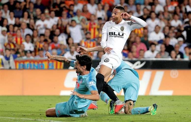 Valencia are resigned to losing Rodrigo. EFE