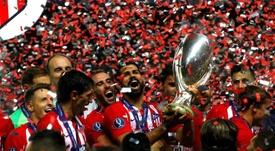 Un año de una Supercopa para la historia. EFE