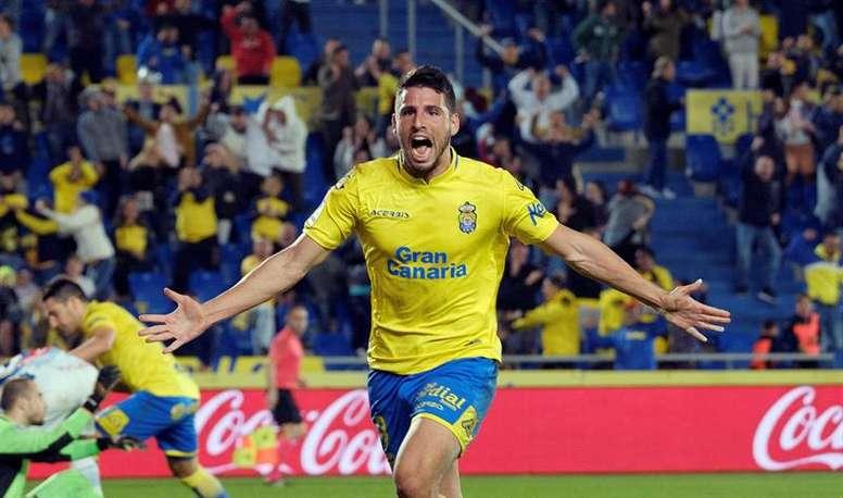 Calleri à un pas de l'Espanyol. EFE