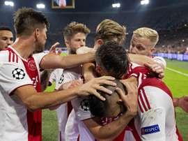 Ajax, PSV y Feyenoord darán el 10% de sus ingresos en Europa. EFE