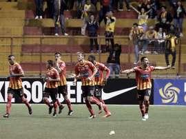 Herediano se metió en la gran final de la Liga CONCACAF. EFE