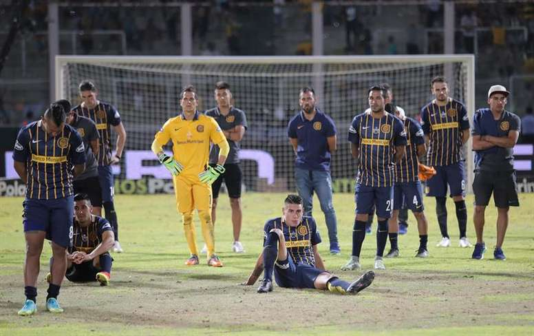 Rosario podrá jugar en Tucumán. EFE