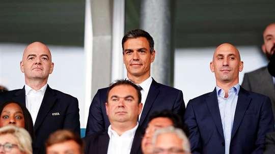 ¿Acogerá España el Mundial de 2030? EFE