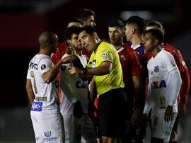 La decisión final sonrió a Independiente. EFE